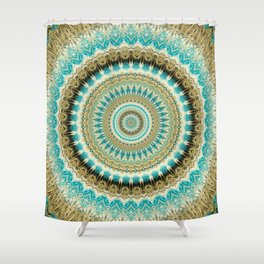 Mandala 525 Shower Curtain