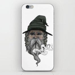 Haldor the Wizard (in color) iPhone Skin