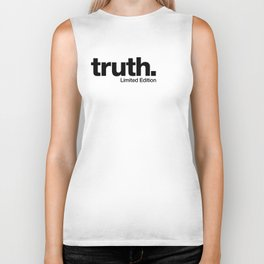 truth. {Limited Edition} Biker Tank