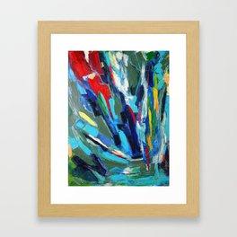 Abstract Framed Art Print