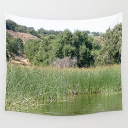 Reed Shore Wall Tapestry