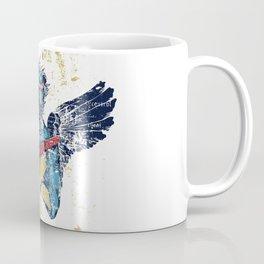 Fallen Hero Eagle Coffee Mug