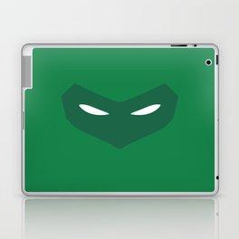 Green Lantern Mask (Hal Jordan) Laptop & iPad Skin