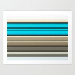 Goodbyte Art Print