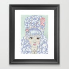 Estelle  Framed Art Print