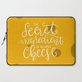 Cheesy Laptop Sleeve