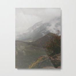 wander 1.0 Metal Print
