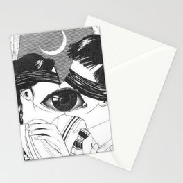 Blind Lovers Stationery Cards