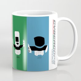 Cybercops Coffee Mug