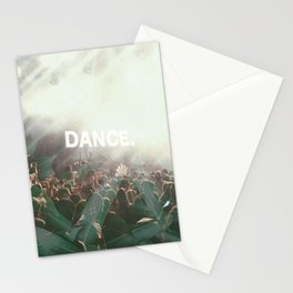 untitled (dance) Stationery Cards