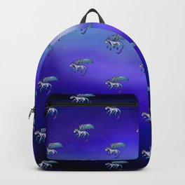 Little Blue Dragon Backpack