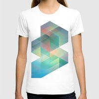 labyrinth T-shirts featuring Labyrinth by Crop Collective
