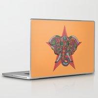 hakuna Laptop & iPad Skins featuring Hakuna Matata by Sharif El Fatatry