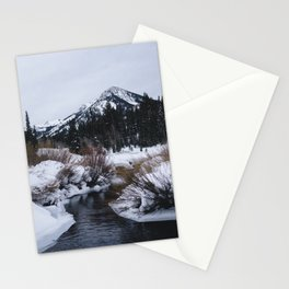 My favorite spot in Big Cottonwood Stationery Cards