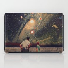 Light Explosions In Our Sky iPad Case