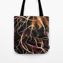 Carrot Colors Tote Bag
