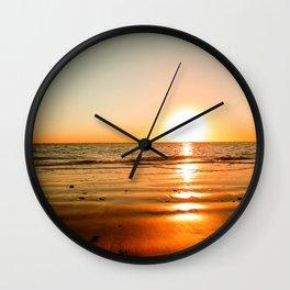 Rota Spain Beach 4 Wall Clock
