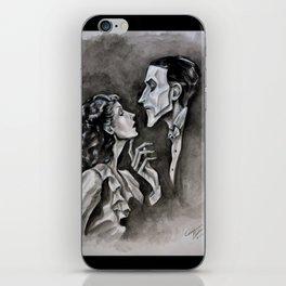 Surrender To Your Darkest Dreams iPhone Skin