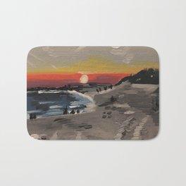 Cape May Sunset Bath Mat