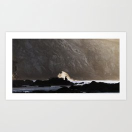 Admiration Art Print