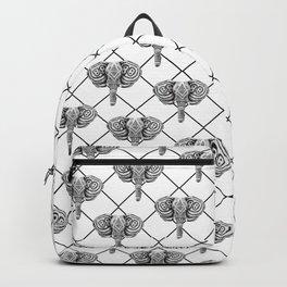 Tribal Elephant Backpack