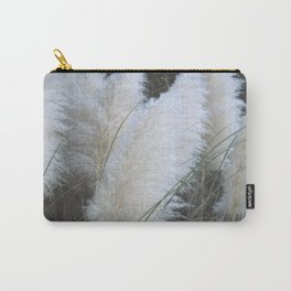Feather Like Carry-All Pouch