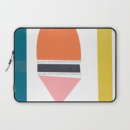 Abstract Shapes (Sky) Laptop Sleeve