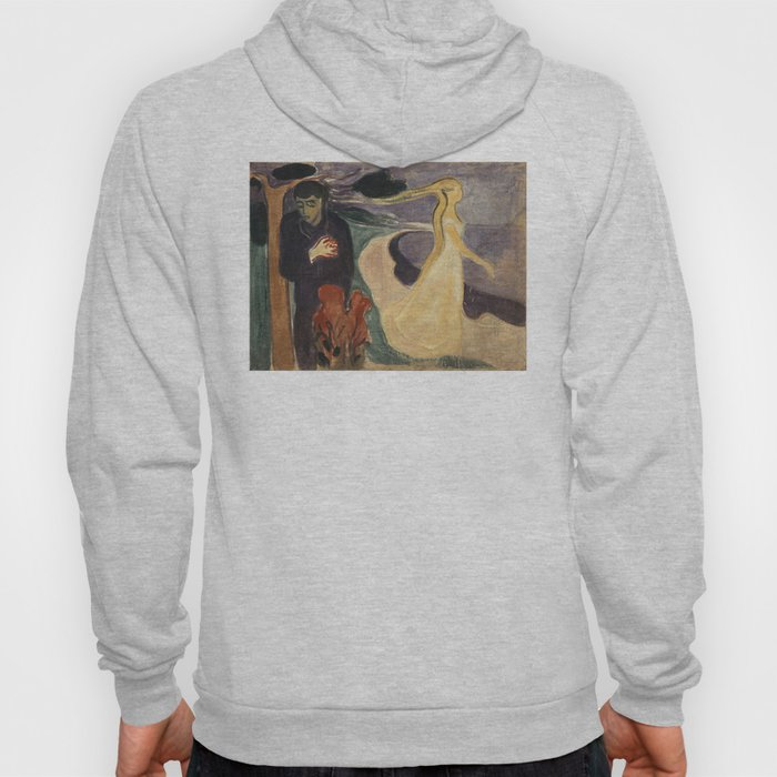 Edvard Munch - Separation Hoody
