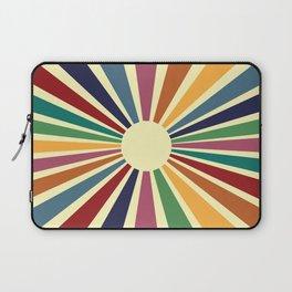 Sun Retro Art II Laptop Sleeve