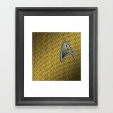 Command Framed Art Print