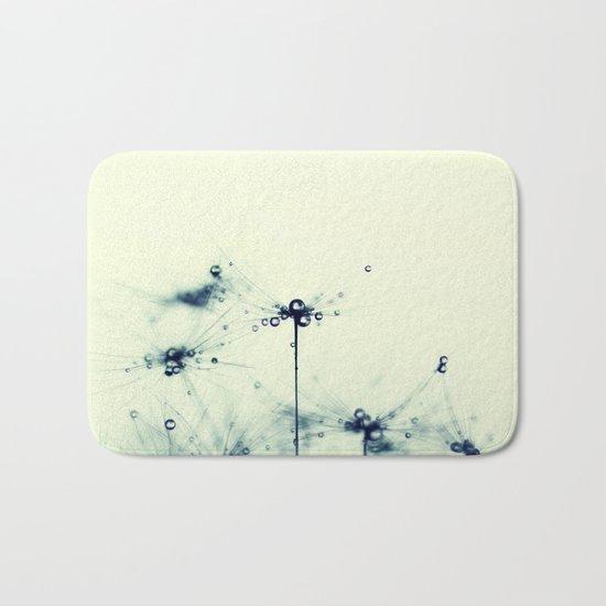 dandelion IX Bath Mat