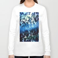 fog Long Sleeve T-shirts featuring Fog by MonsterBrown
