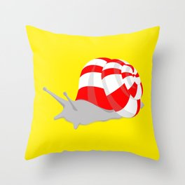 French Candy Throw Pillow