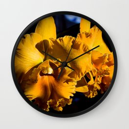 Glowing Sarah Rife Wall Clock