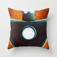Stobot Throw Pillow