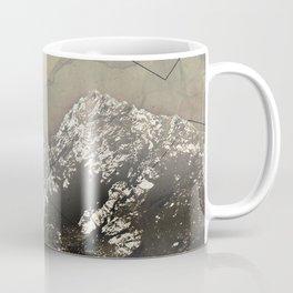 Geometric Sunrise Coffee Mug