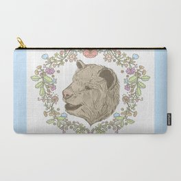 I love you beary much. Carry-All Pouch