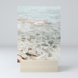 Mediterranean Sea II Mini Art Print