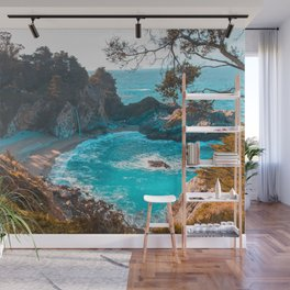 Stunning Bay Wall Mural