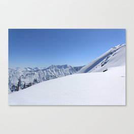 May in AK Canvas Print