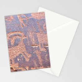 Native Indian Rock Art Stationery Cards