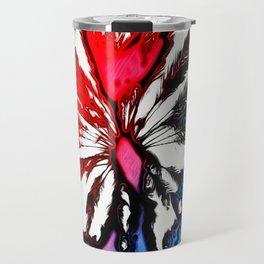 Fiery Palm Travel Mug