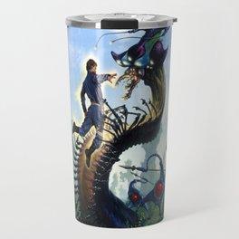 Alien Capture Travel Mug