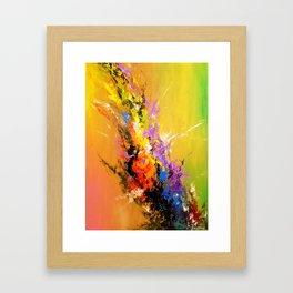 Conscience Framed Art Print