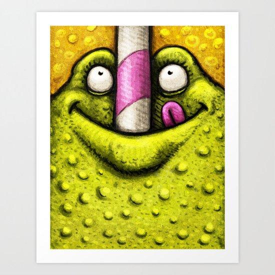 Lemonade 1/3 Art Print