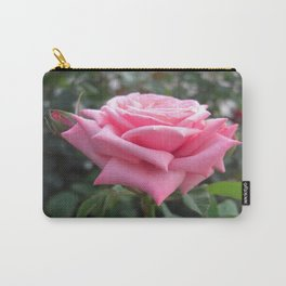 Pink Roses in Anzures 6 Carry-All Pouch