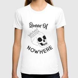 Queen of Nowhere T-shirt