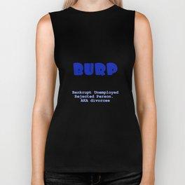 BURP Biker Tank