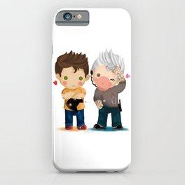 Marrow - Cute version iPhone Case