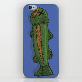 Fish 1 iPhone Skin